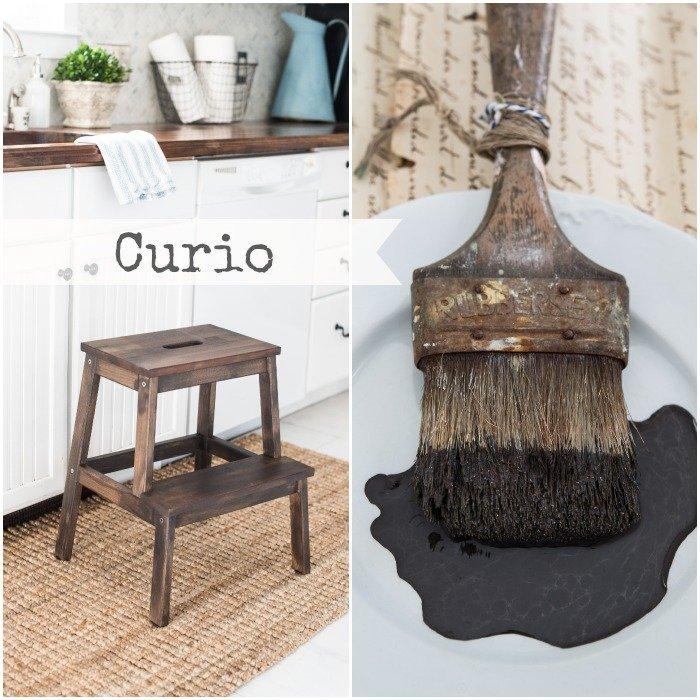 Curio Milk Paint 1 Qt