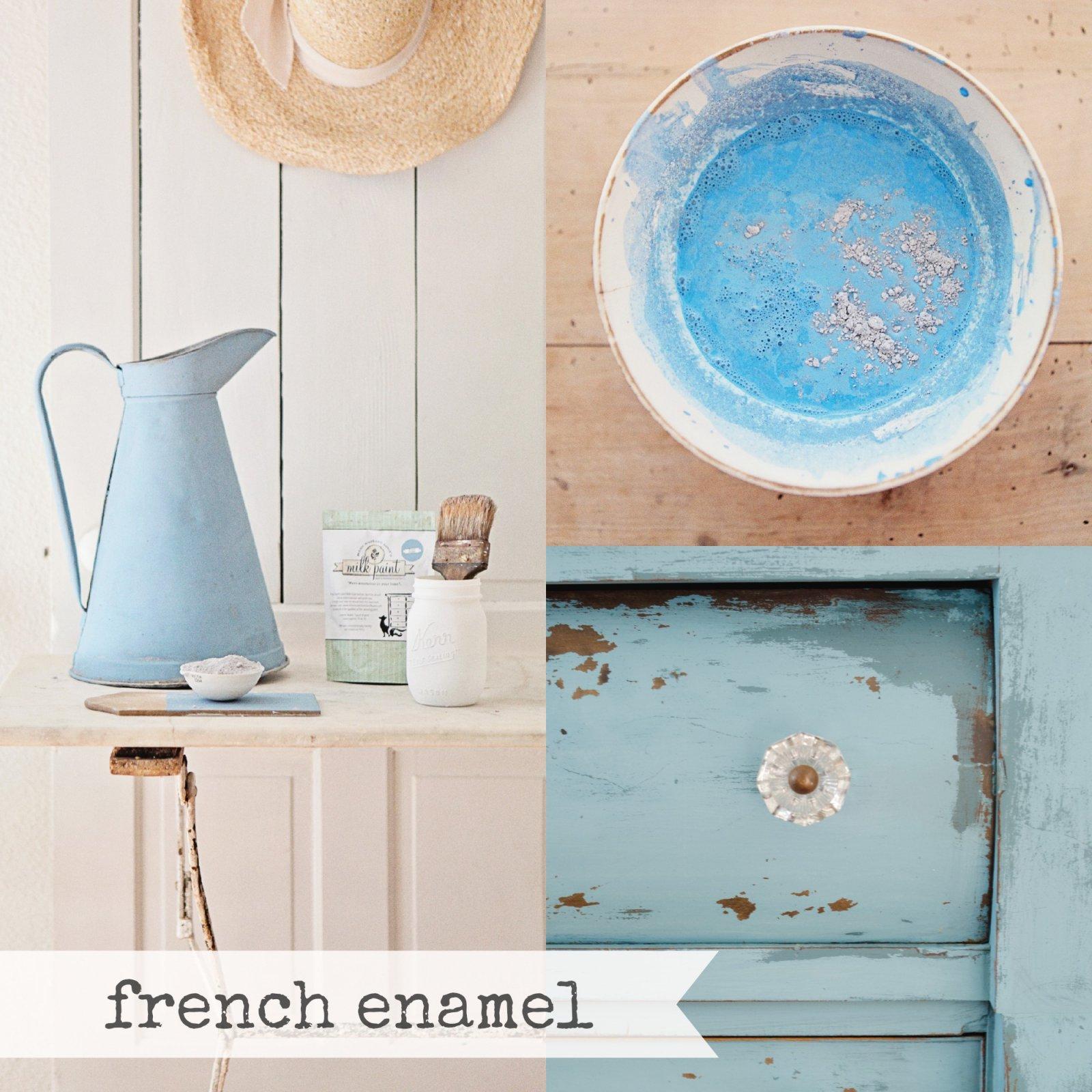 French Enamel Milk Paint 1 Qt