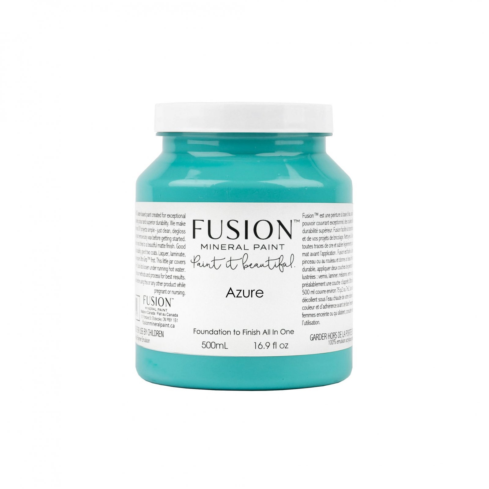 Azure Pint - Penney & Co. Collection Fusion Mineral Paint