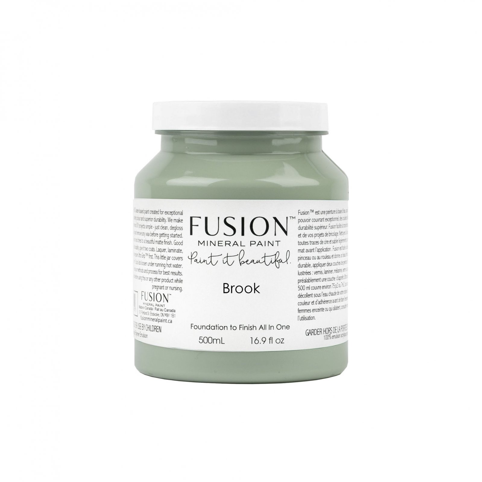 Brook Pint - Penney & Co. Collection Fusion Mineral Paint