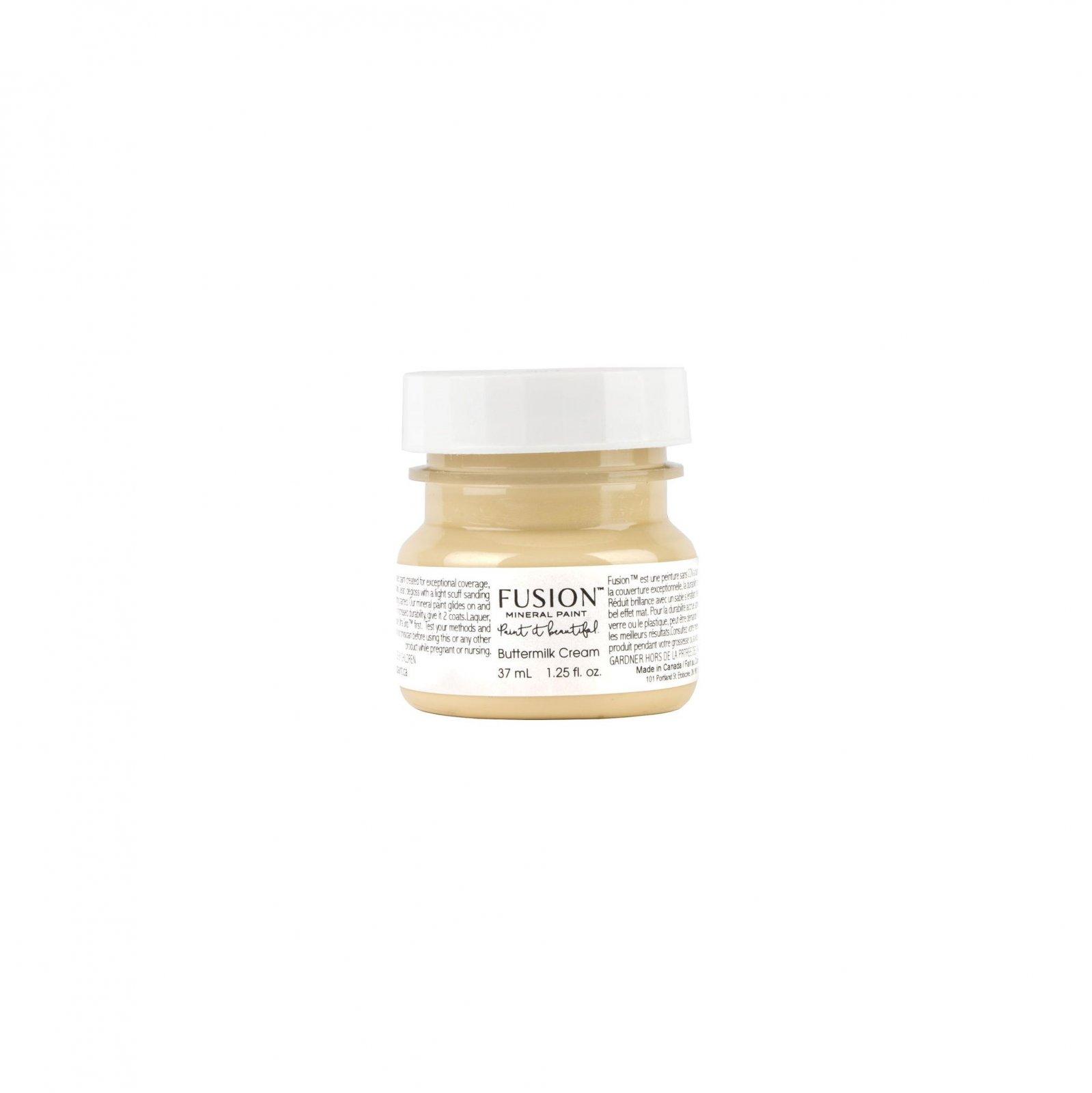 Buttermilk Cream Tester Fusion Mineral Paint