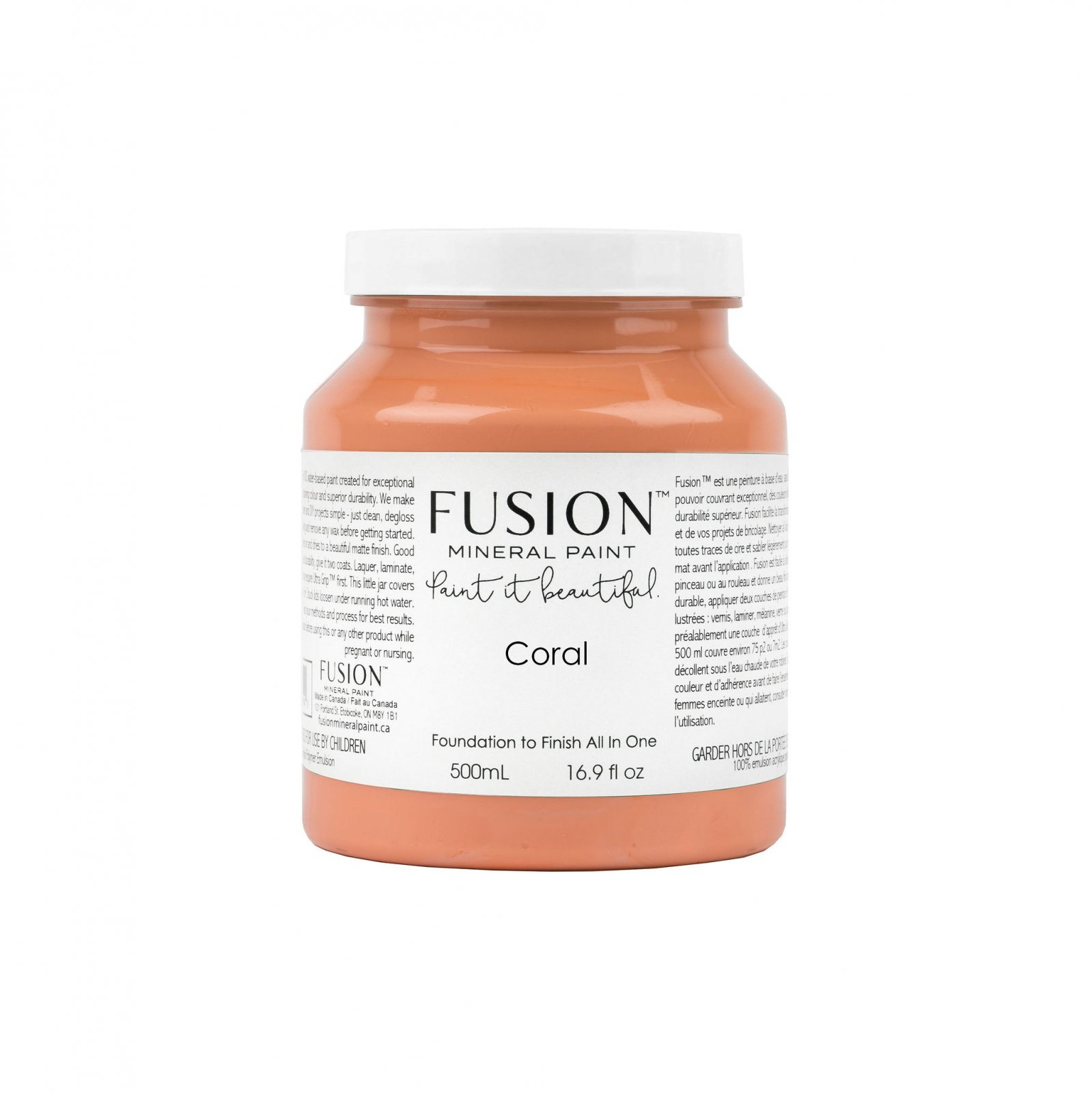 Coral Pint - Penney & Co. Collection Fusion Mineral Paint