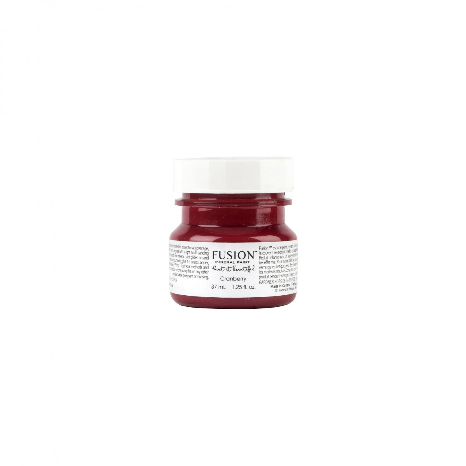Cranberry Tester Fusion Mineral Paint