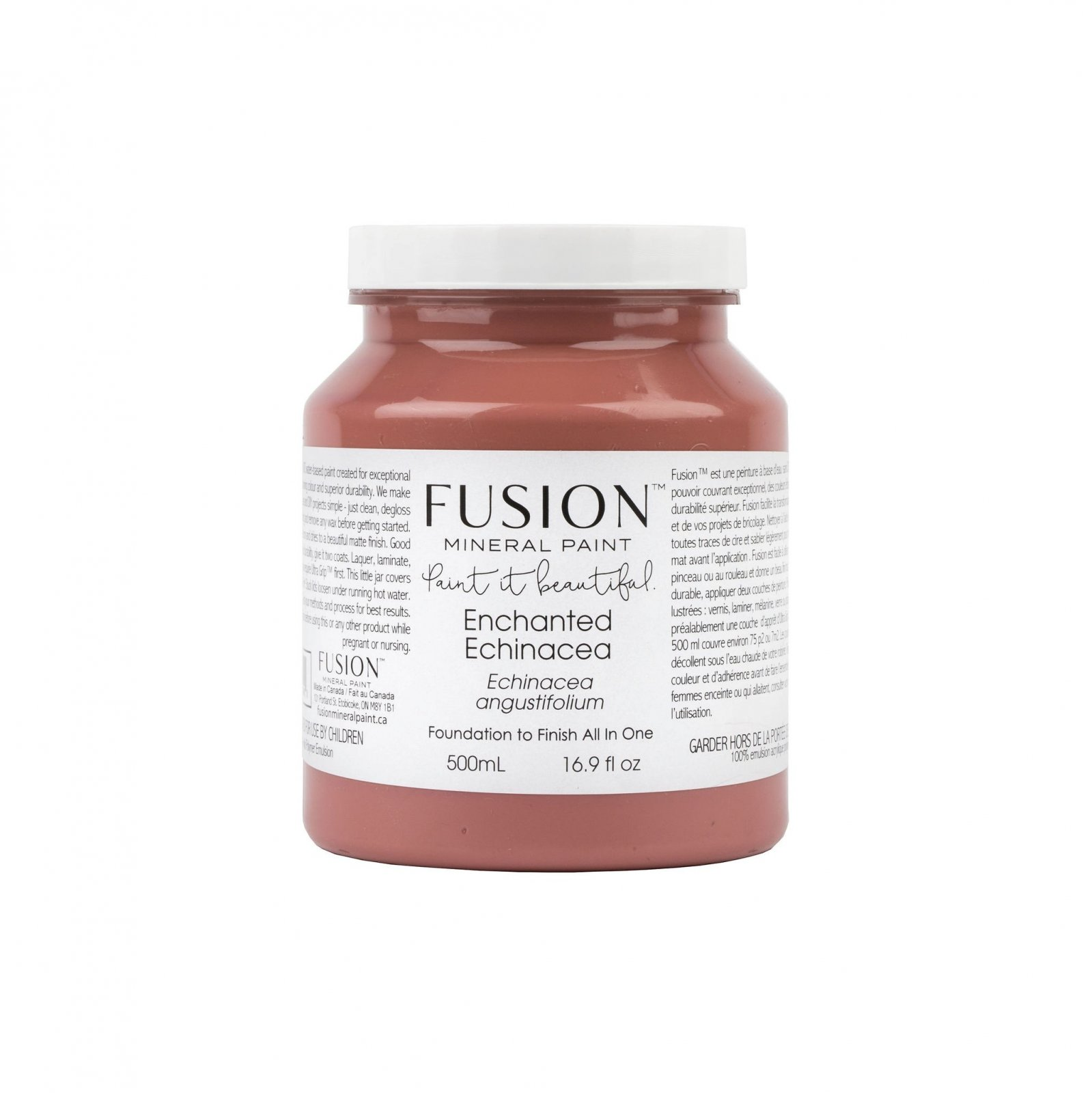 Enchanted Echinacea Pint Fusion Mineral Paint