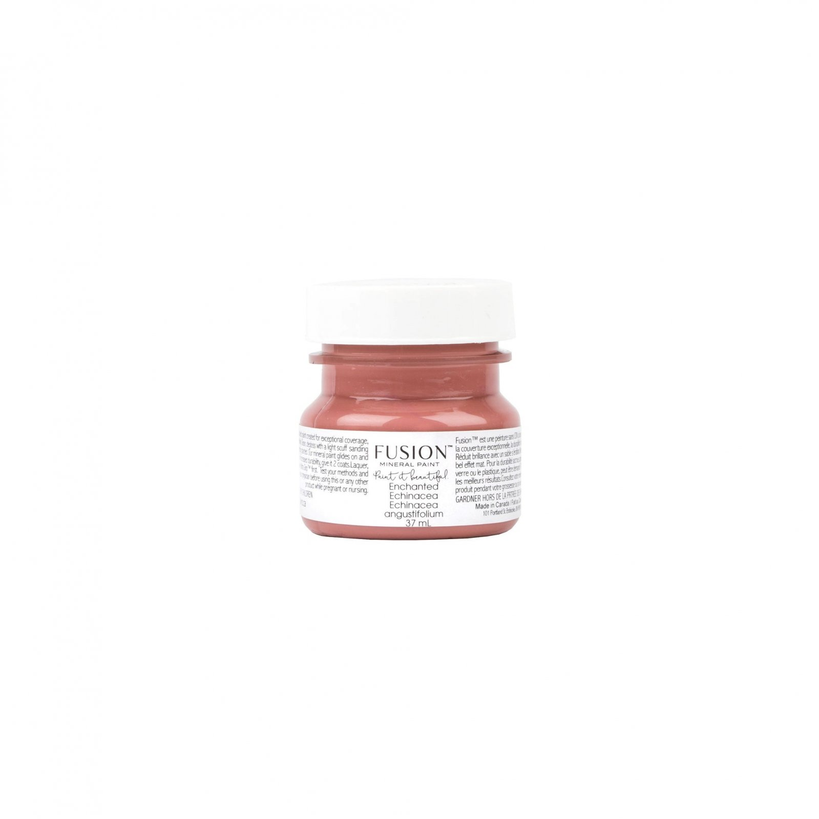 Enchanted Echinacea Tester Fusion Mineral Paint