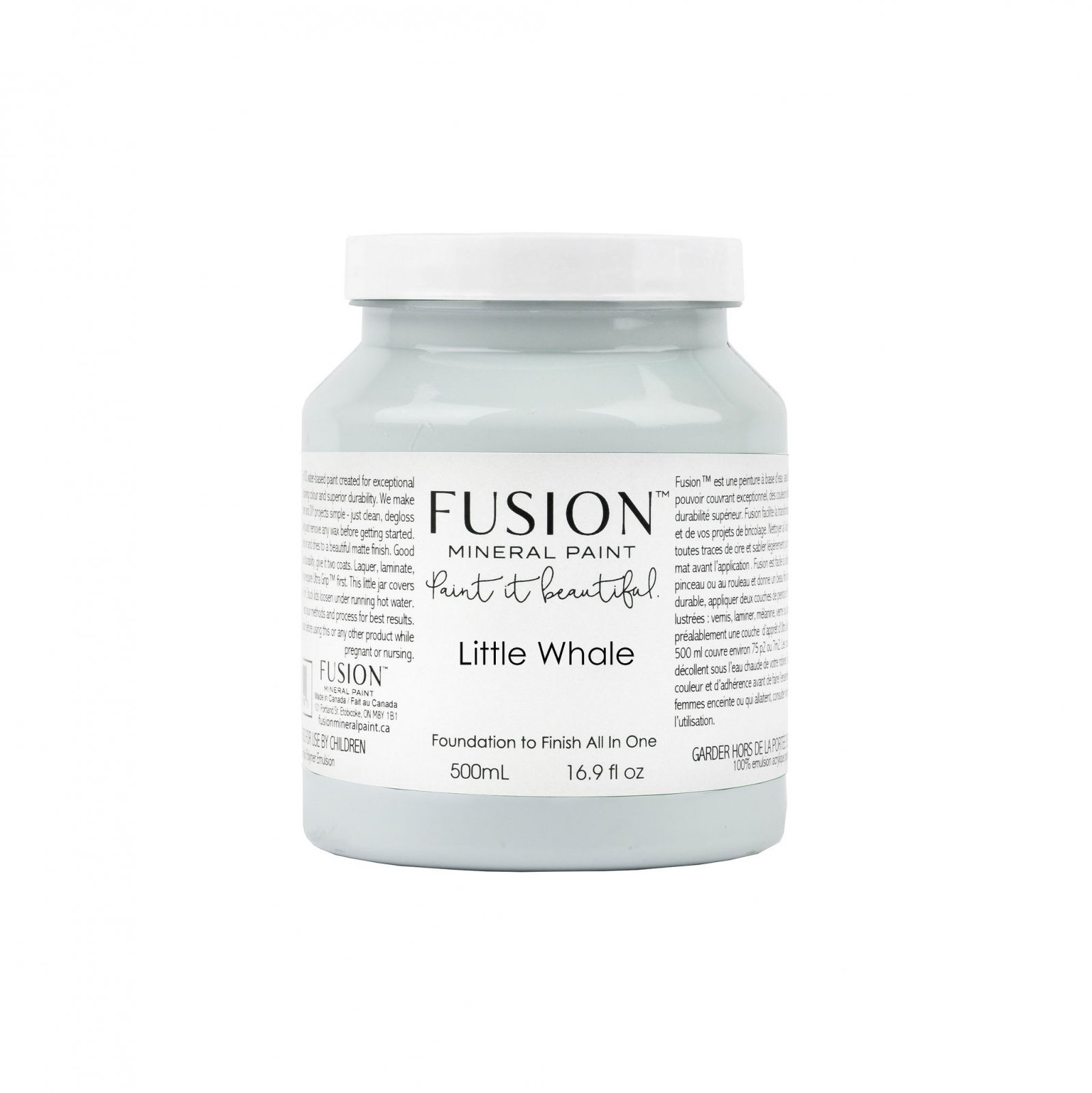 Little Whale Pint - Tones For Tots Fusion Mineral Paint