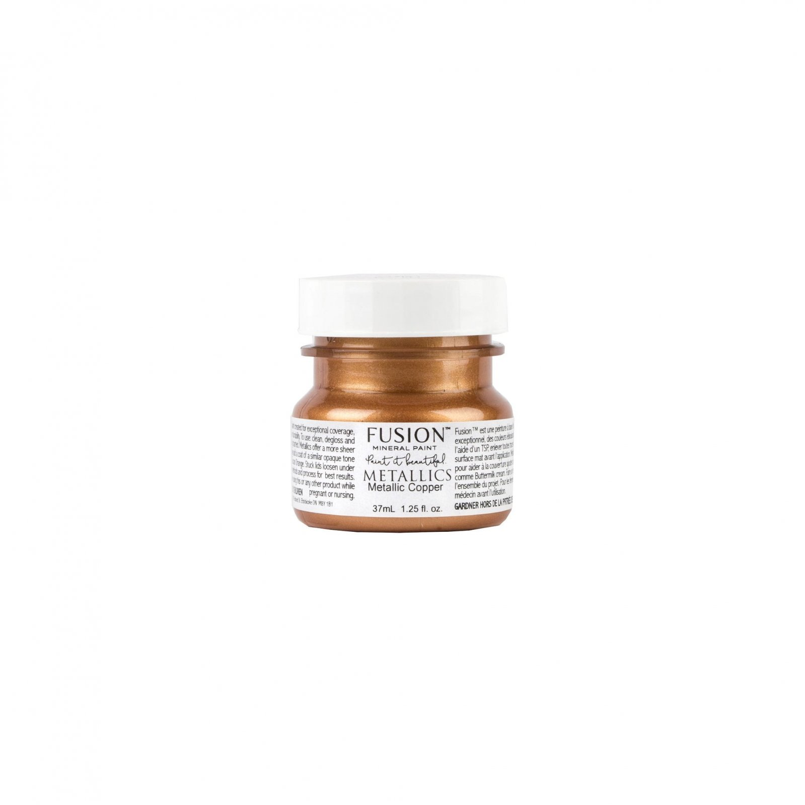 Metallics Copper Tester Fusion Mineral Paint