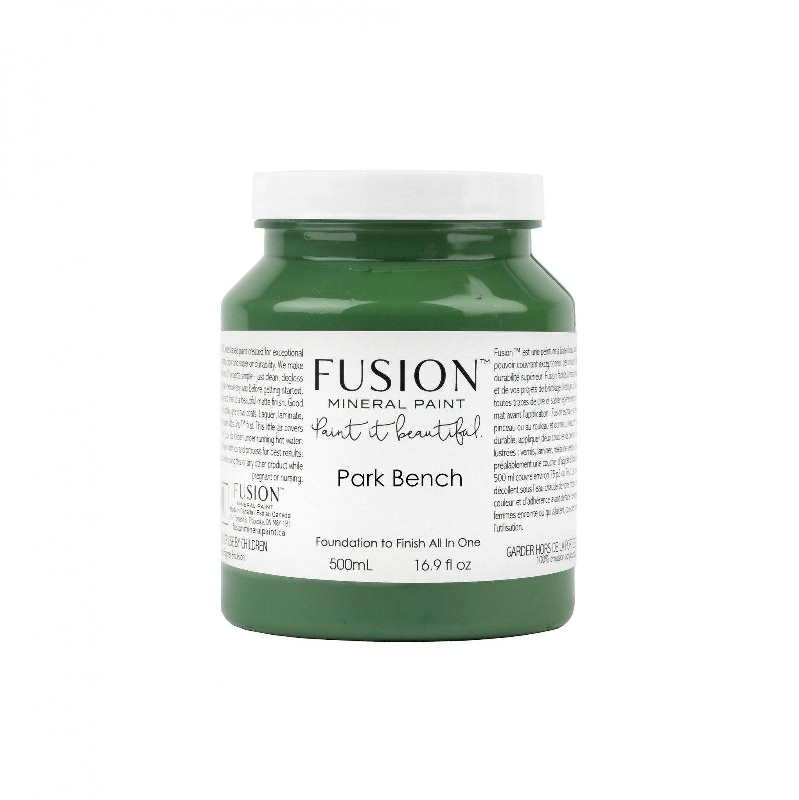 Park Bench Pint - Penney & Co. Collection Fusion Mineral Paint