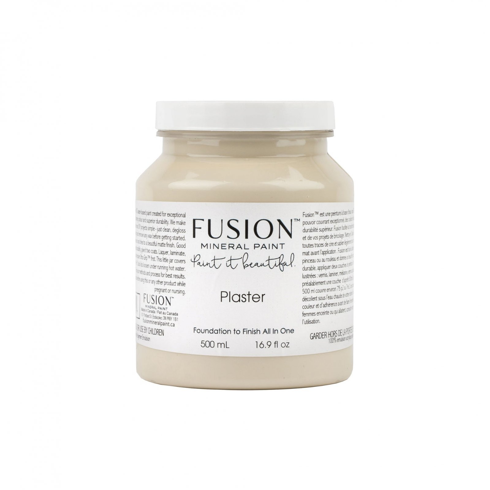 Plaster Pint Fusion Mineral Paint