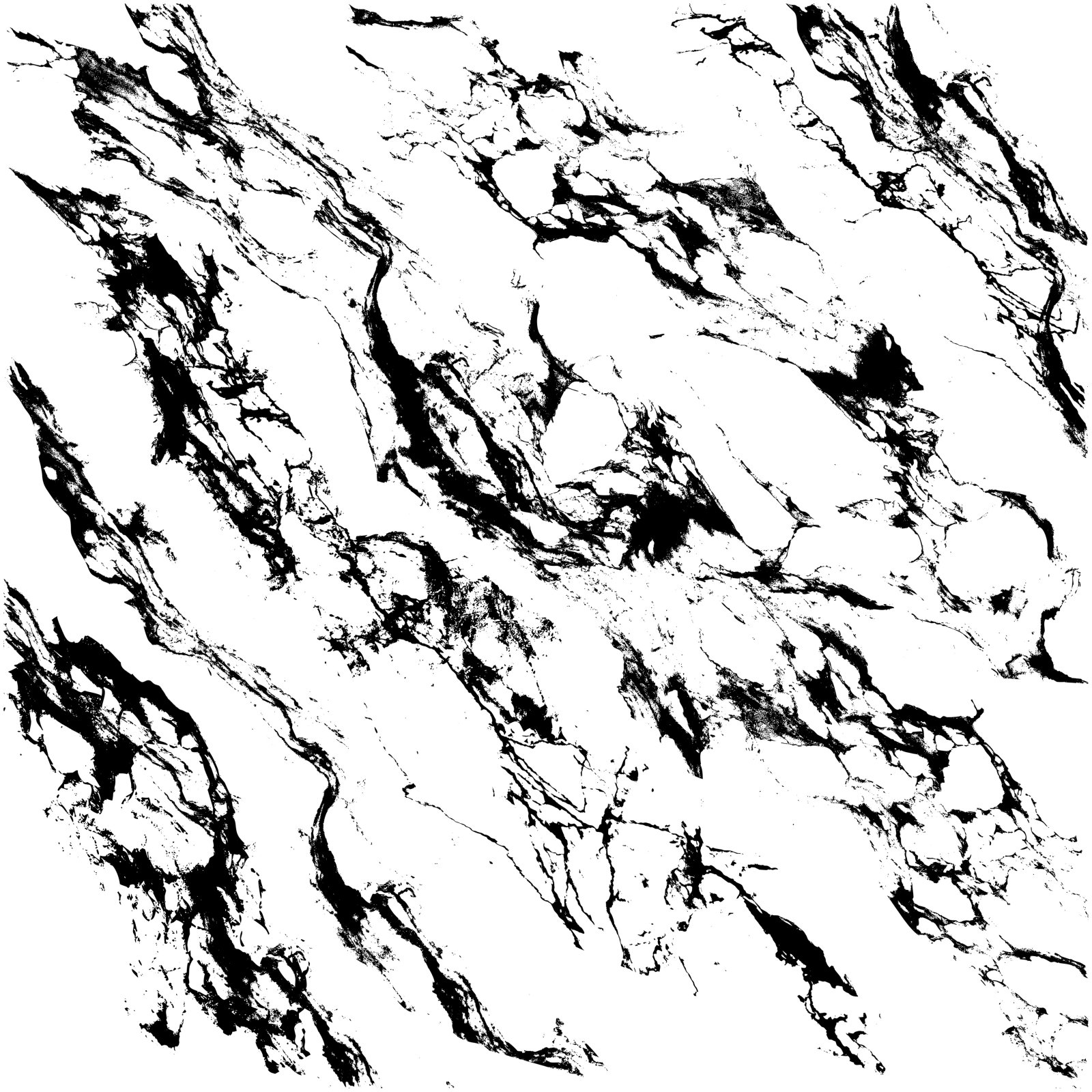 Carrara Marble Paint12 x 12 IOD Decor Stamp