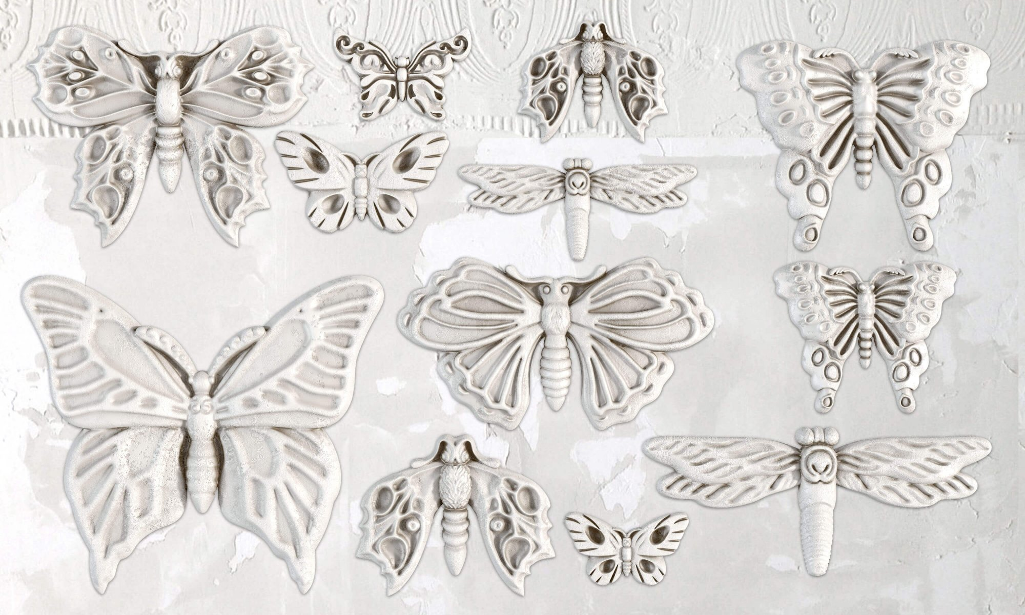 Monarch 6x10 Decor Moulds