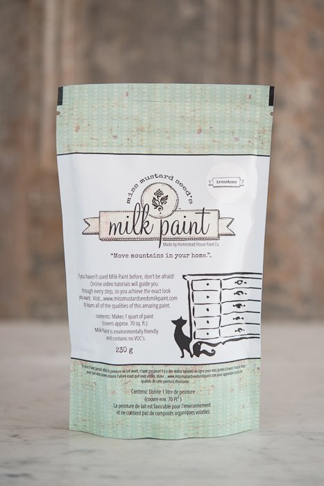 Ironstone Miss Mustard Seed Milk Paint 1 Qt