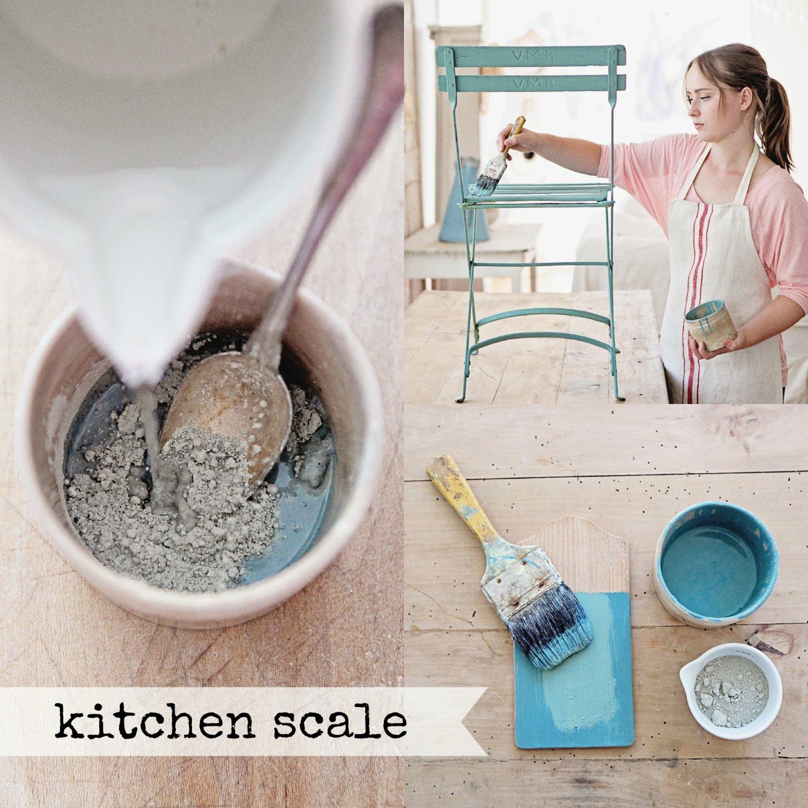 Kitchen Scale Miss Mustard Seed Milk Paint 2 Qt