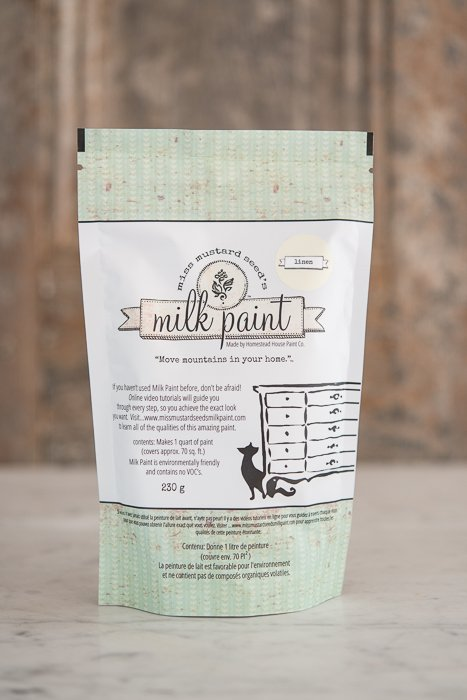Linen Miss Mustard Seed Milk Paint 1 Qt