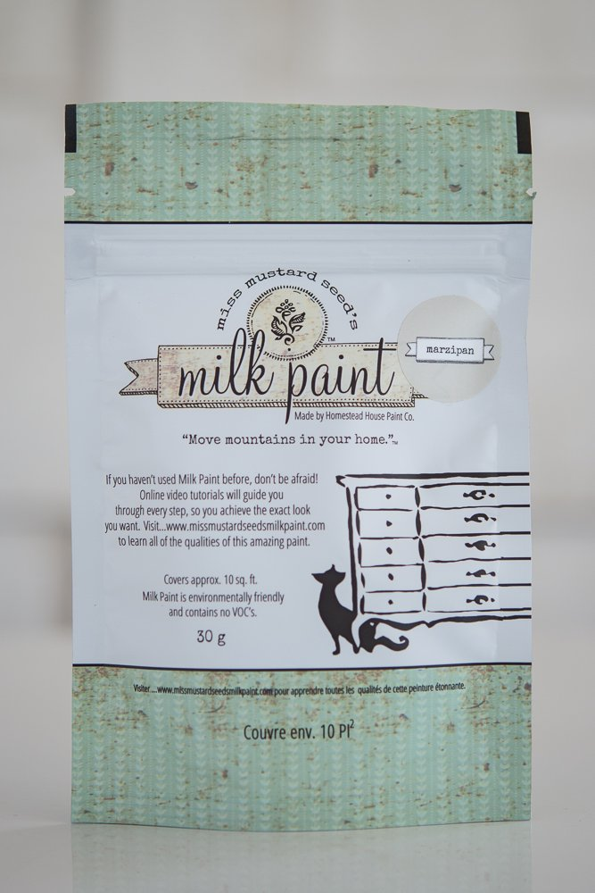 Marzipan Miss Mustard Seed Milk Paint Tester 30g