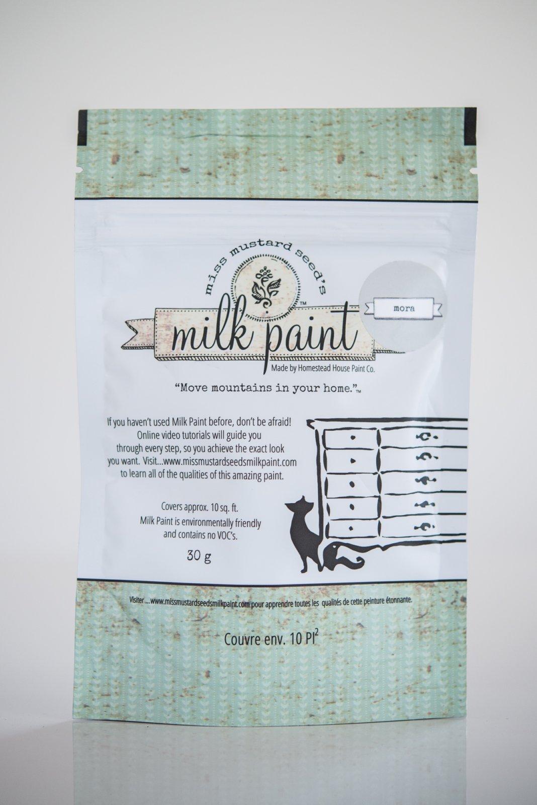 Mora Miss Mustard Seed Milk Paint Tester 30g