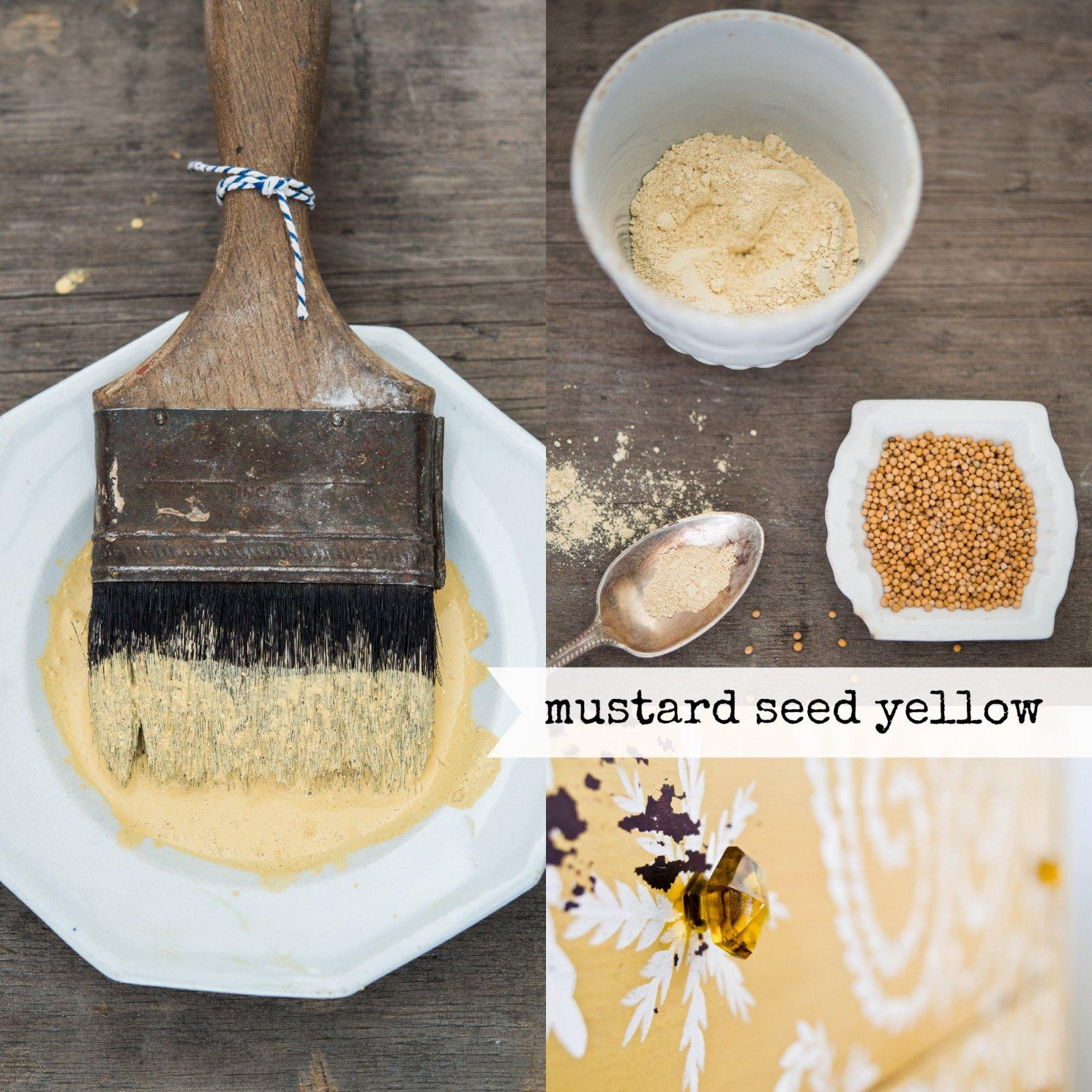 Mustard Seed Milk Paint 1 Qt