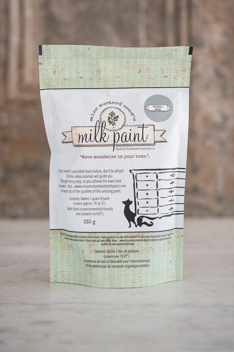 Shutter Gray Miss Mustard Seed Milk Paint 1 Qt