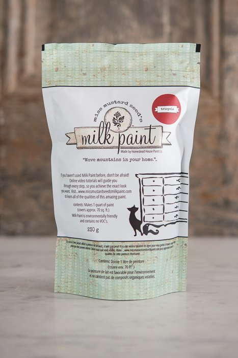 Tricycle Miss Mustard Seed Milk Paint 1 Qt