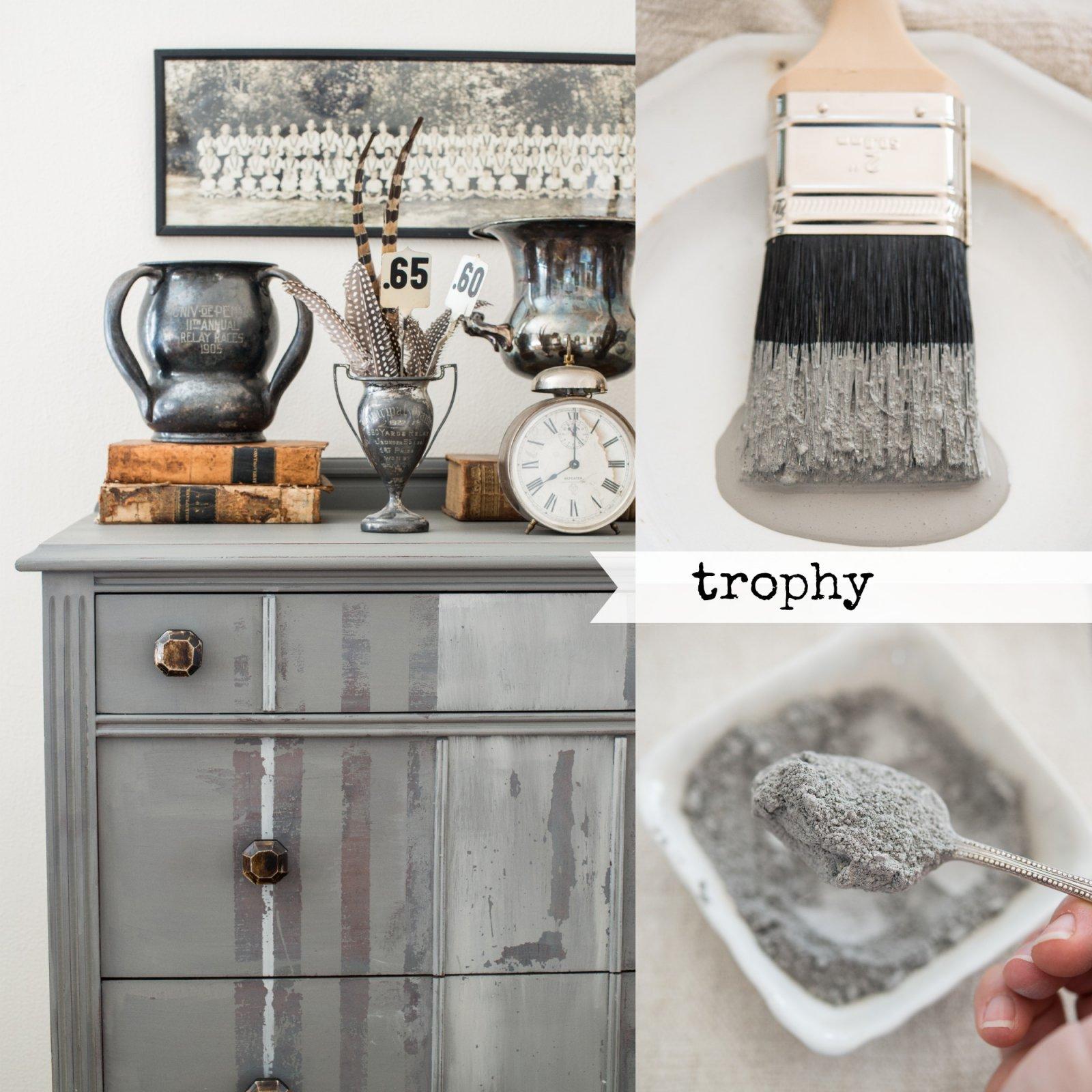 Trophy Milk Paint 1 Qt