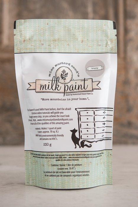 Trophy Miss Mustard Seed Milk Paint 1 Qt