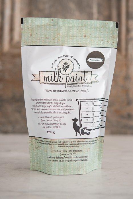 Typewriter Miss Mustard Seed Milk Paint 1 Qt