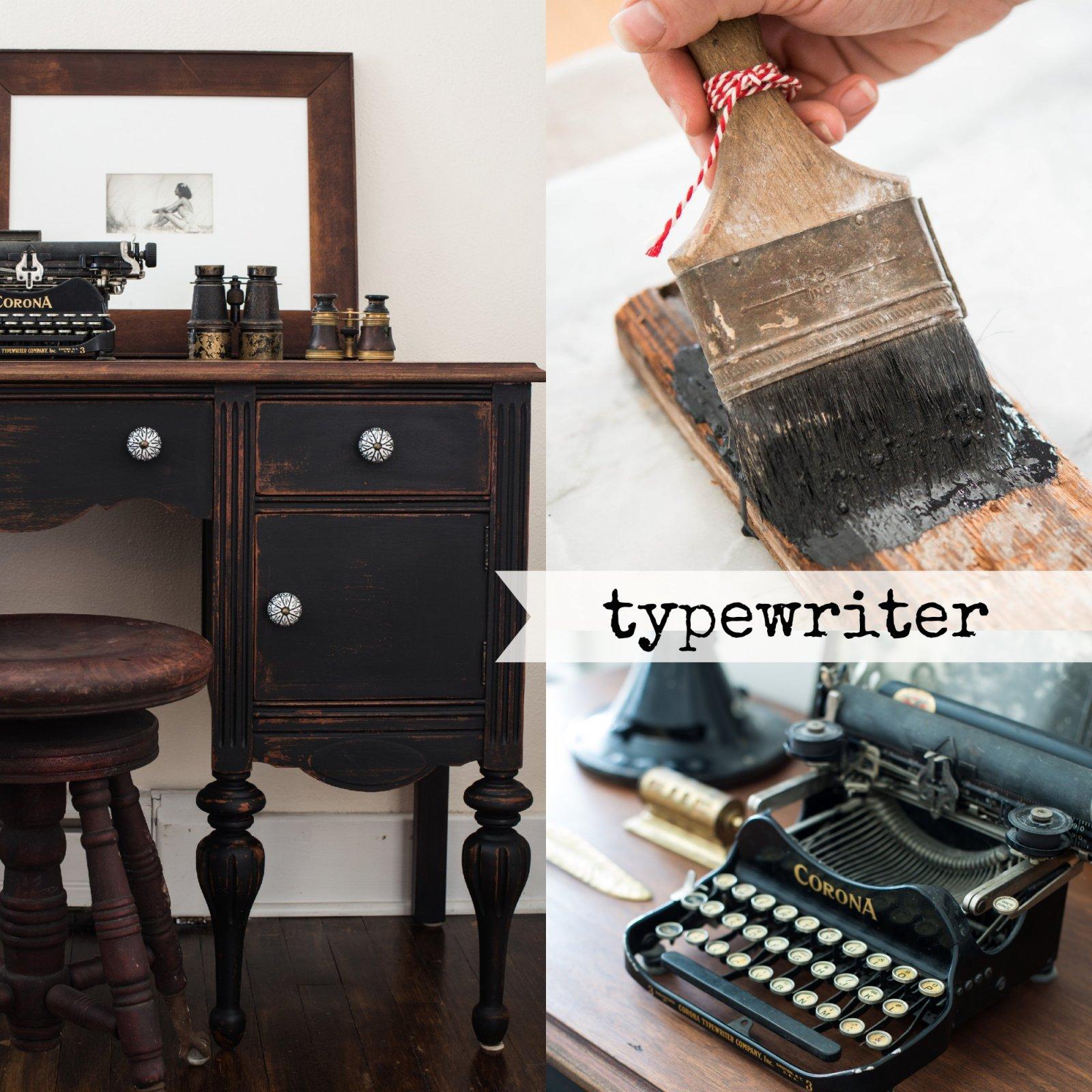 Typewriter Milk Paint 1 Qt