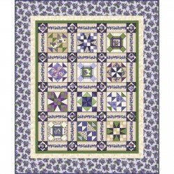 Arabella Quartette Quilt Kit