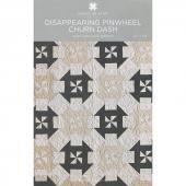 Disappearing Pinwheel Churn Dash