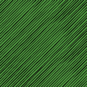 Loralie Quirky Bias Stripe Green/Black