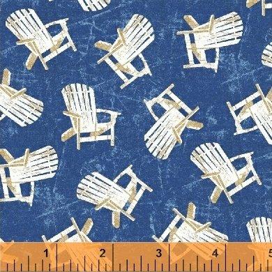 Shoreline 50112-1 Blue Chair
