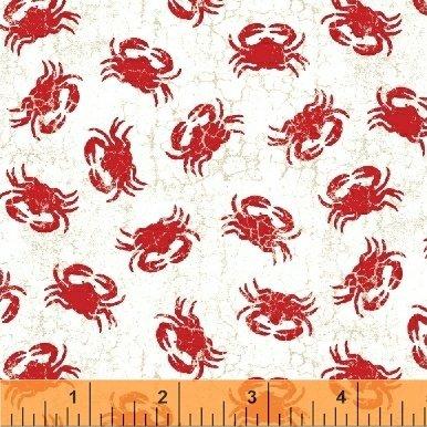 Shoreline 50114-2 Red Crabs