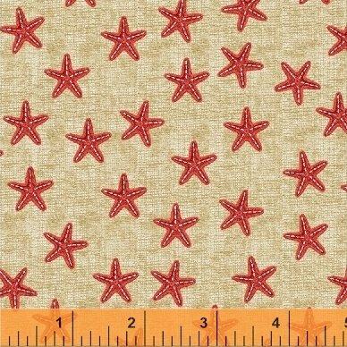Shoreline 50115-2 Red Starfish