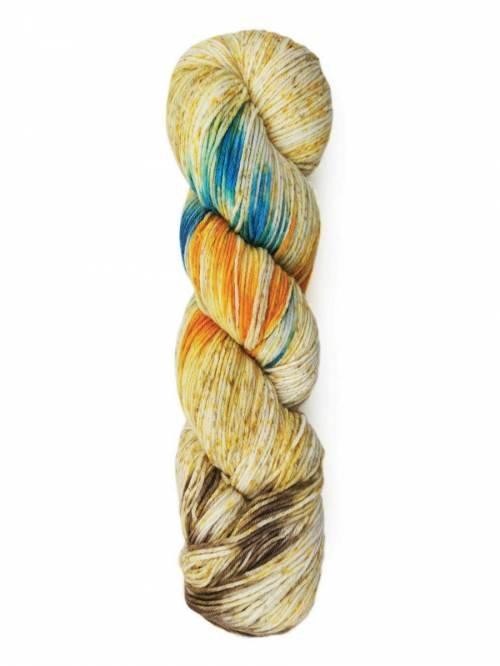 Huasco Sock #1011 Inca Dorado