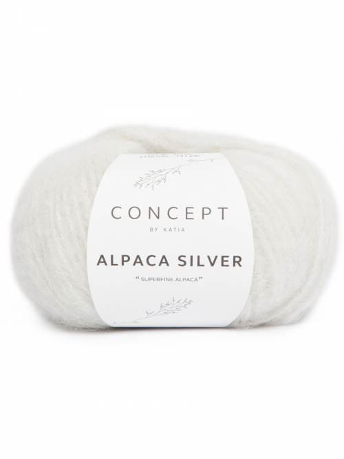 Alpaca Silver Ecru #250