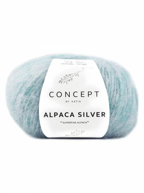 Alpaca Silver  #264