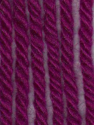 Classic Wool #326 - Rich Fuchsia