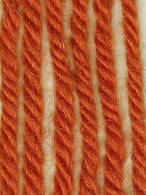 Classic Wool #334 - Orange Delight