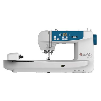 Sparrow X Embroidery and Sewing Machine Combo