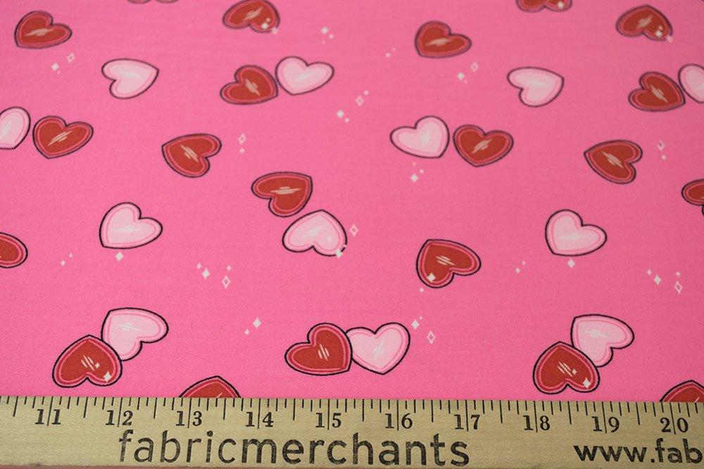 Milana (DBP) - Hearts on Pink