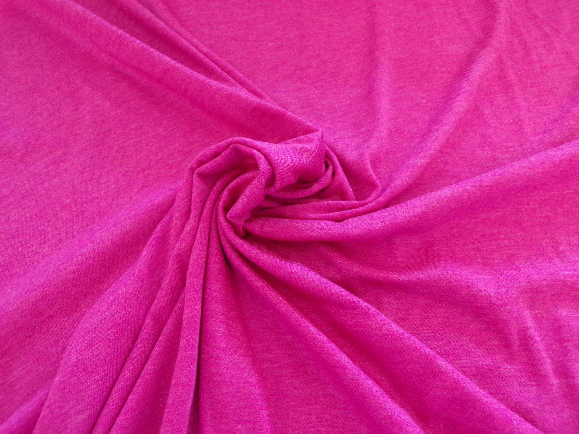 Cotton Jersey - Rose Pink