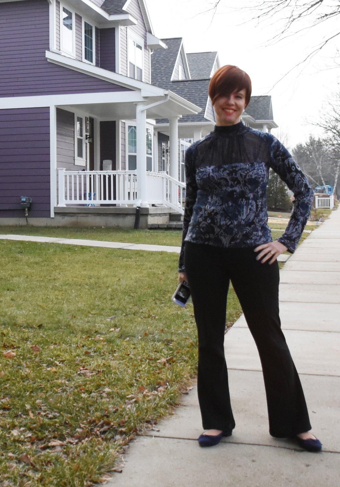 Christine Jonson Perfect Pants