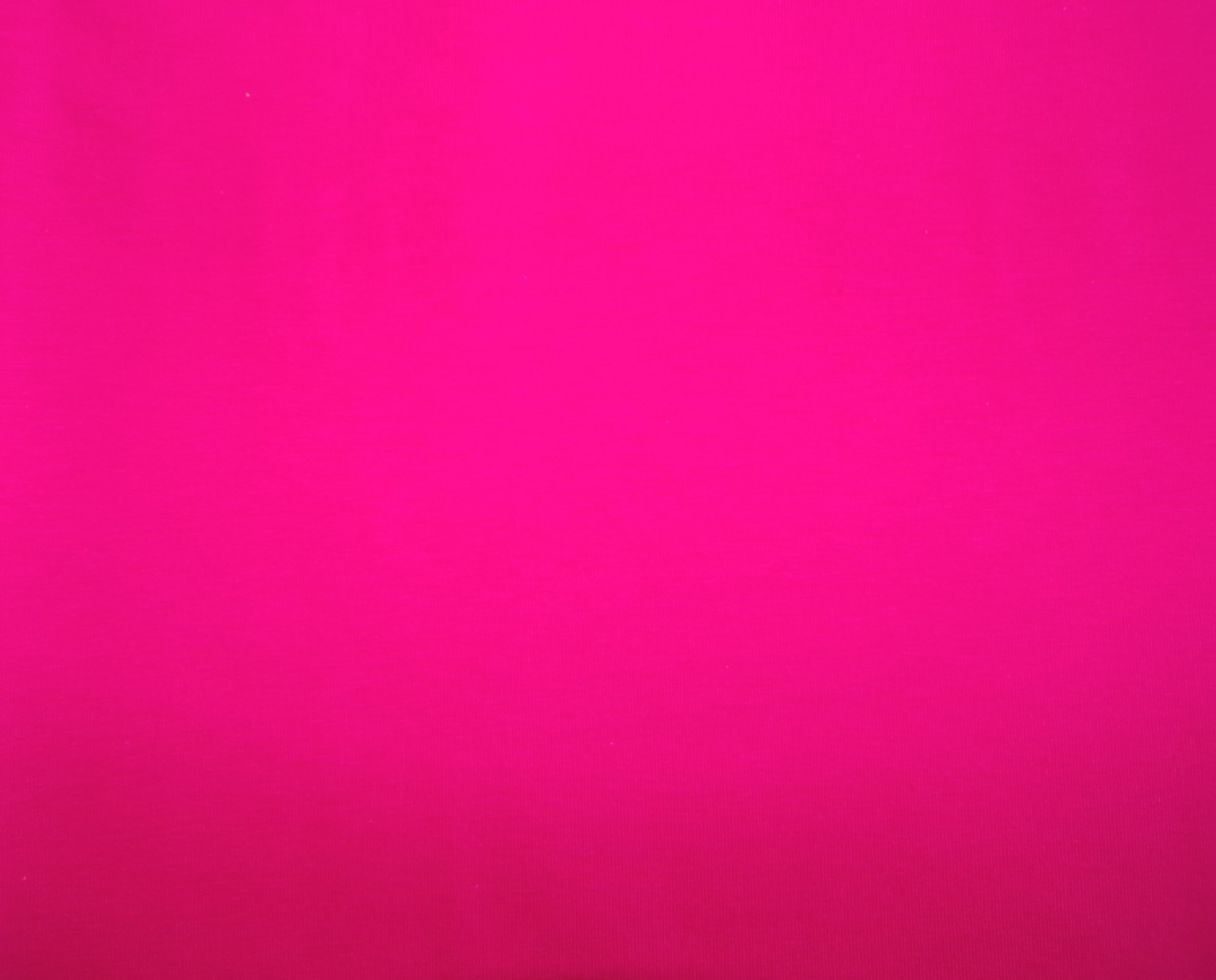 Cotton Lycra Jersey - Fuschia