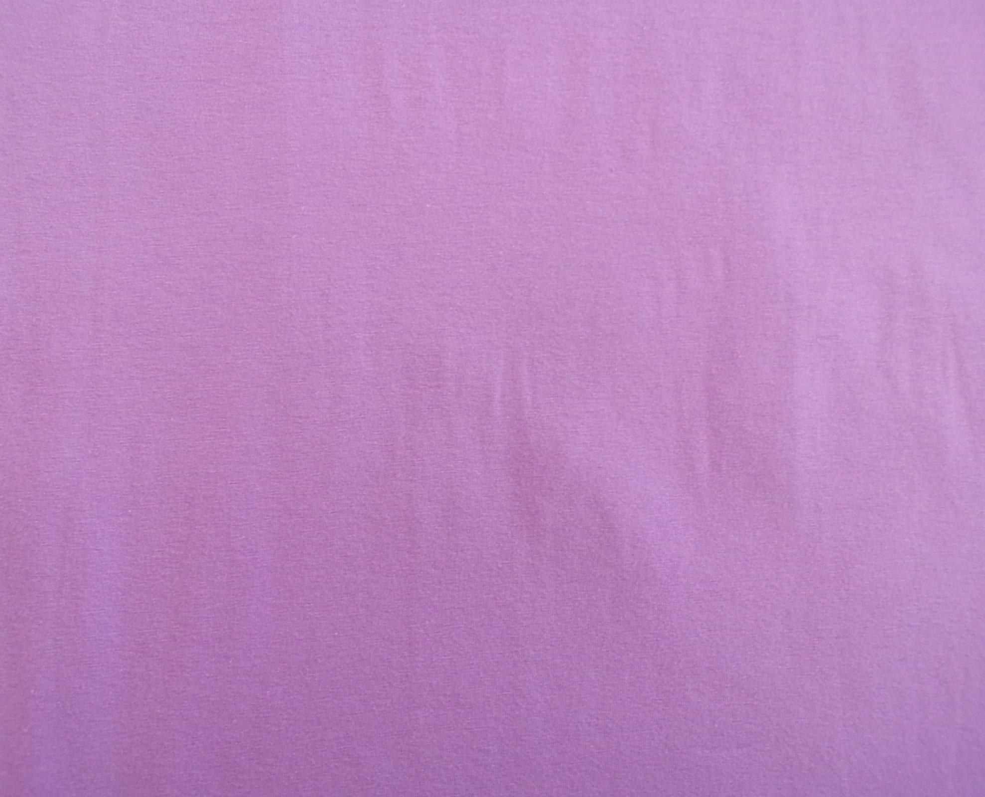 Cotton Lycra Jersey - Lavendar