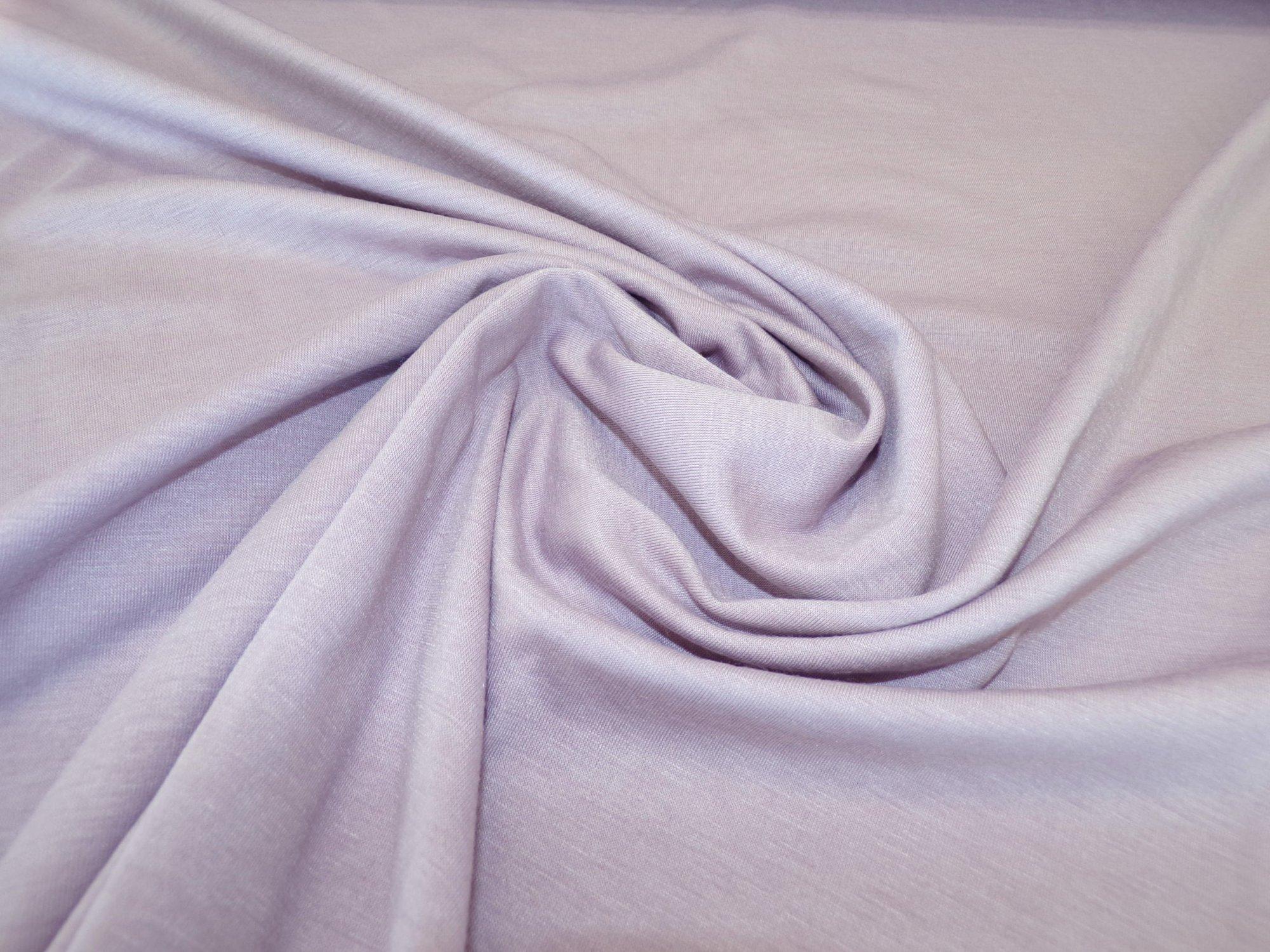 Cotton Rayon Jersey - Lavender