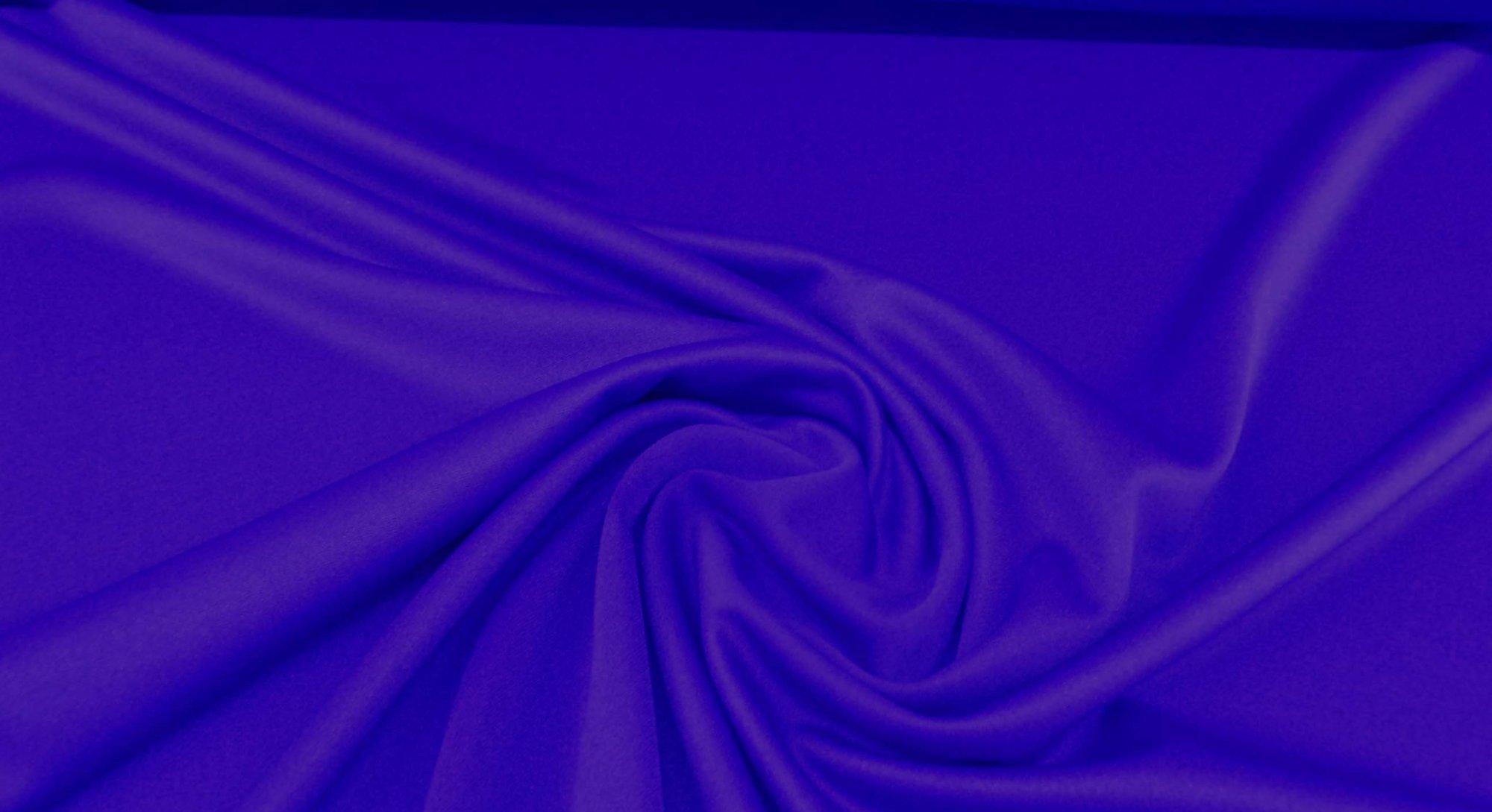 Purple Ponte (Scuba) Knit - 8 oz - 58in