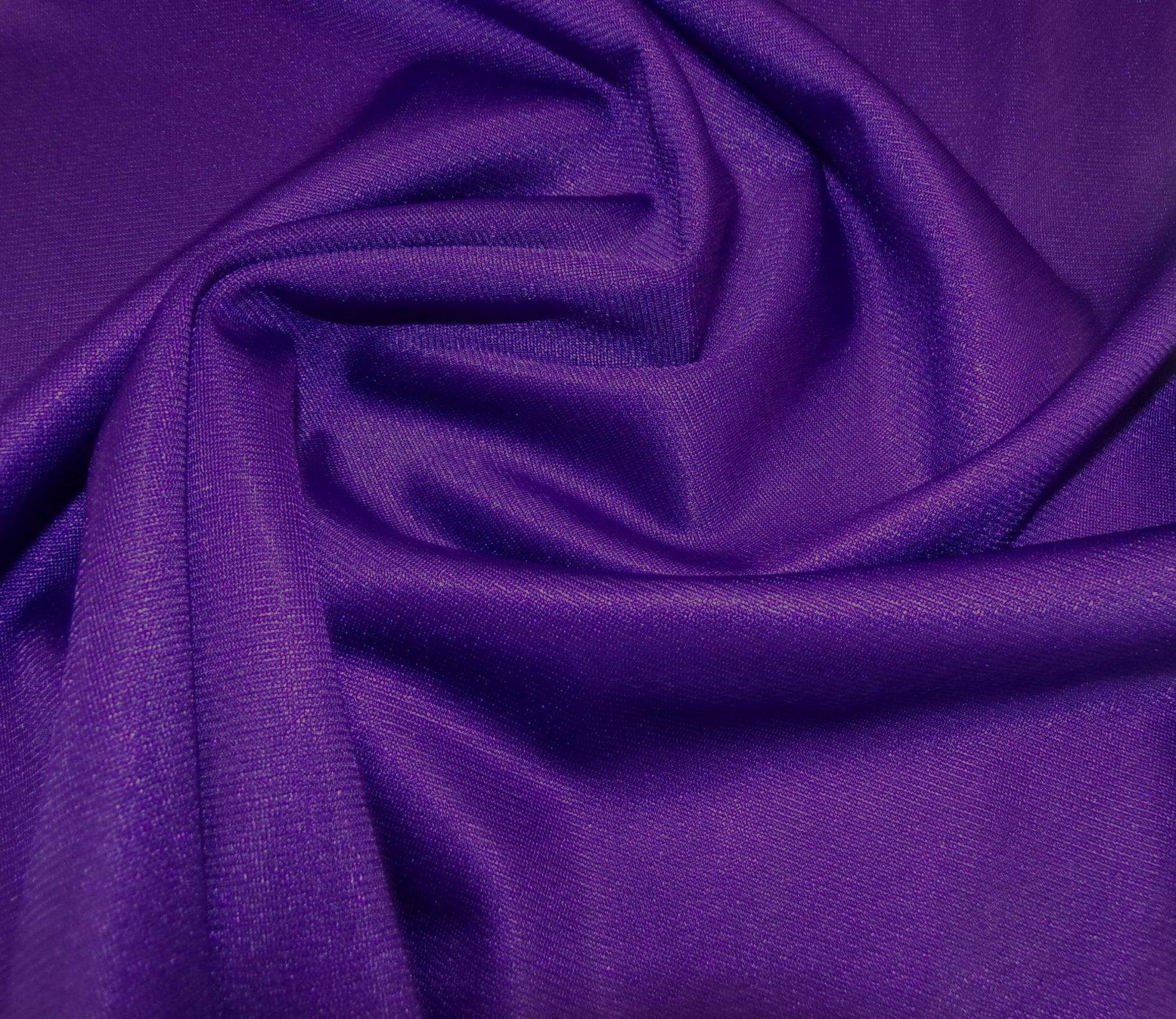 Dazzle Tricot - Purple