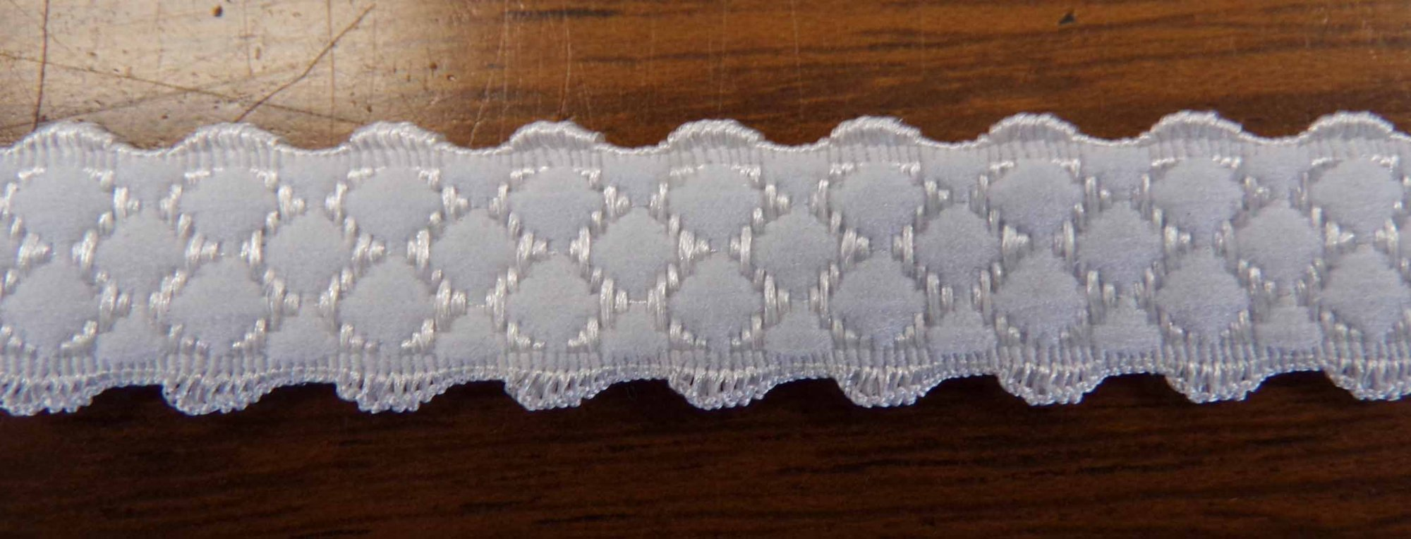 1/2 Strapping Elastic - Honeycomb
