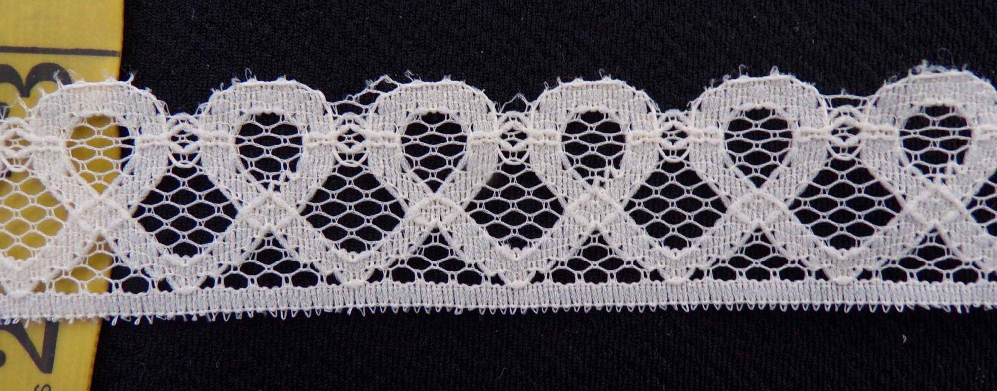 1 Rigid Lace - Ivory