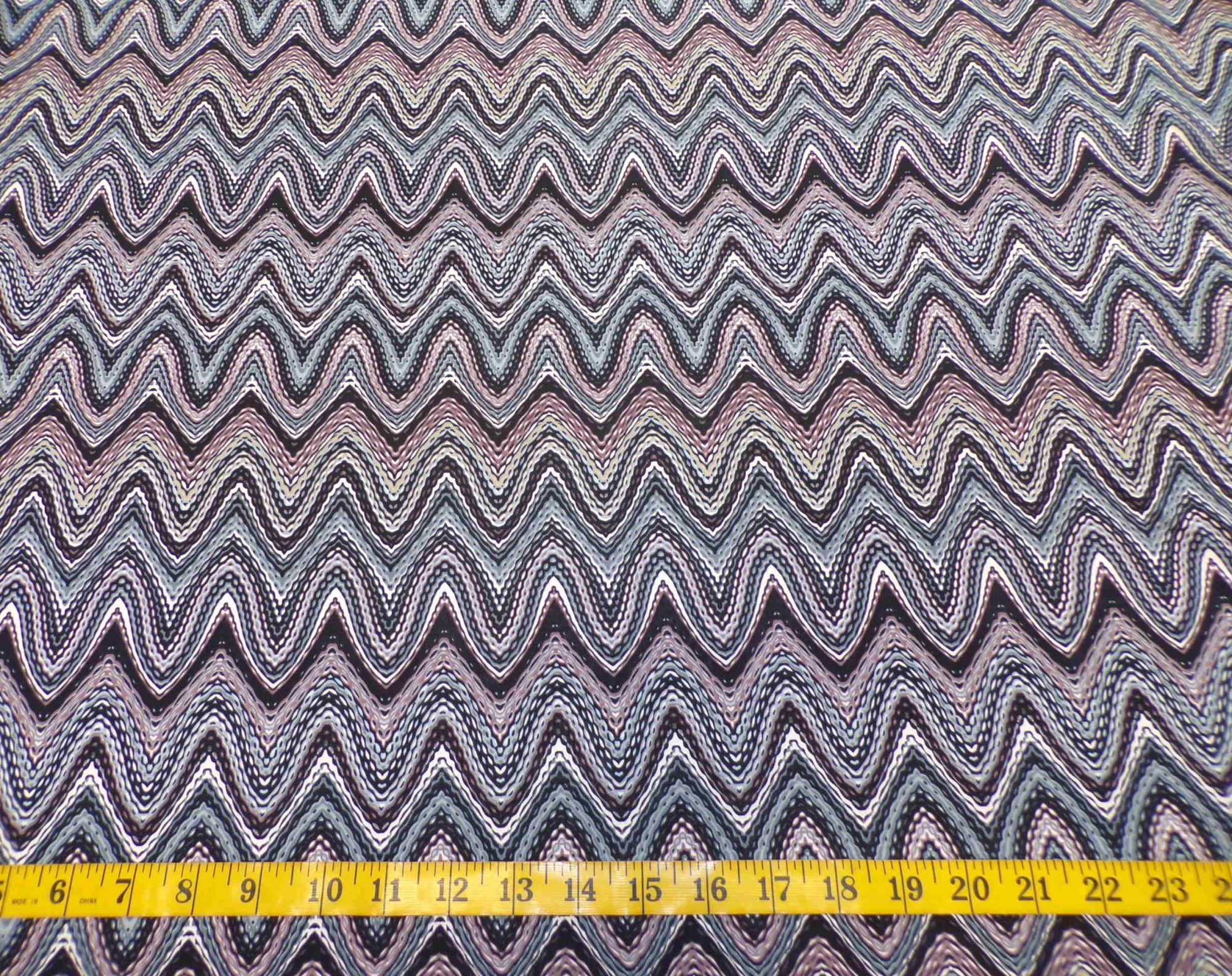 ITY Jersey - Grays Brown and Purple Ripple